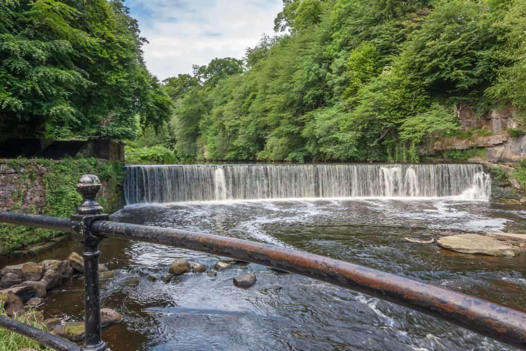 Cramond Weir, Edinburgh