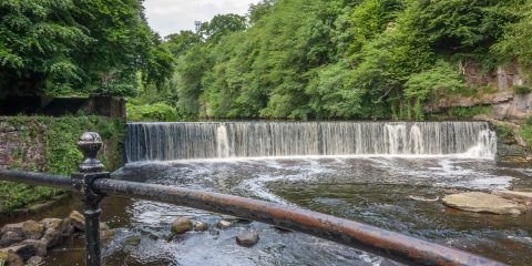 cramond weir