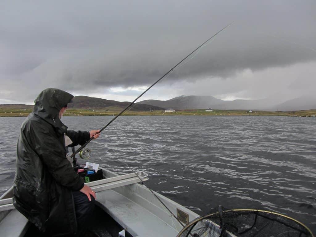 Fishing the Dap