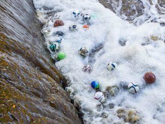 migrating balls