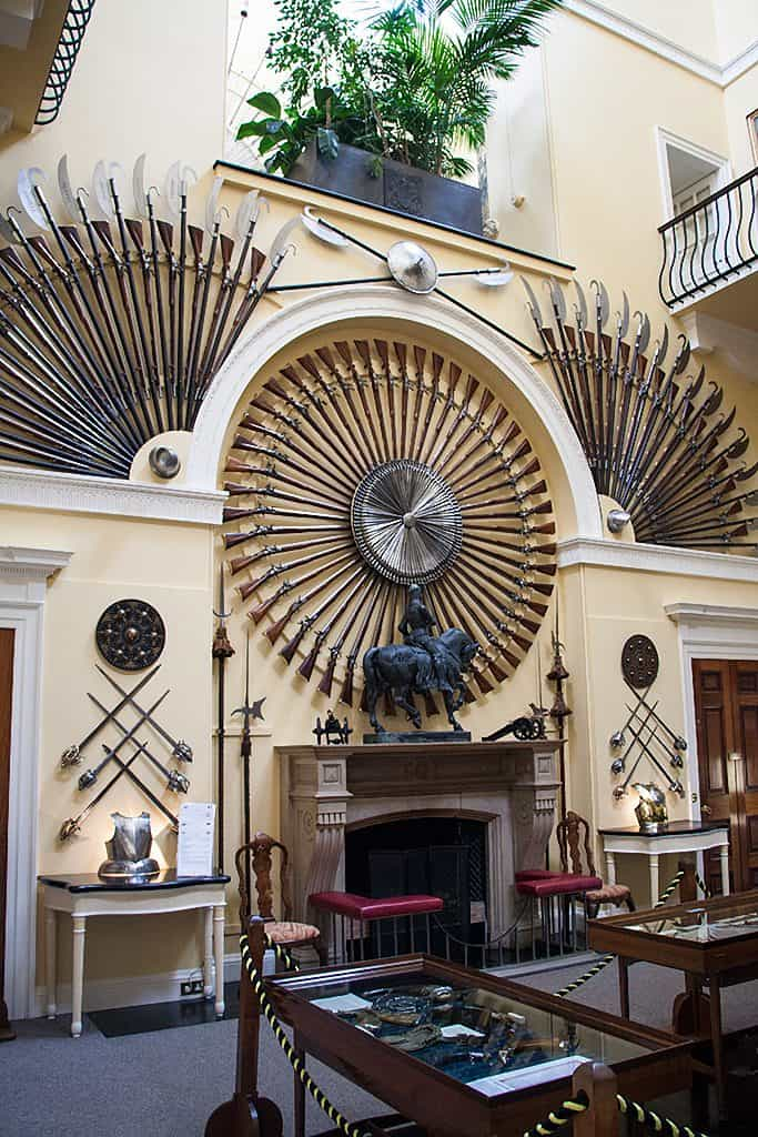 Inverary Castle - Weapons