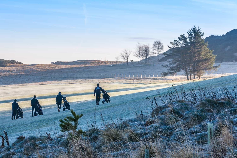 edinburgh golf