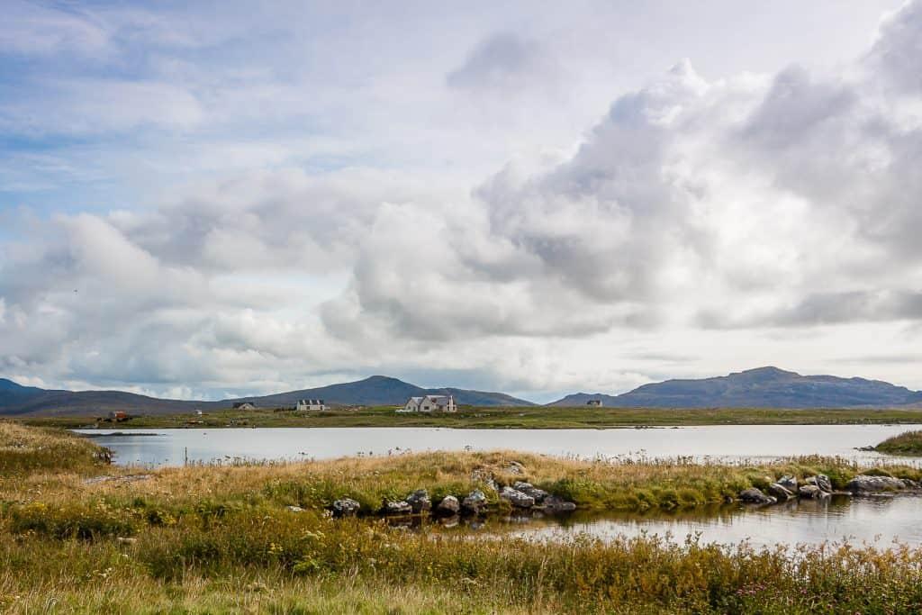 Loch Dun na Cille, South Uist