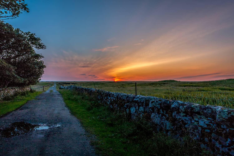 grogarry sunset