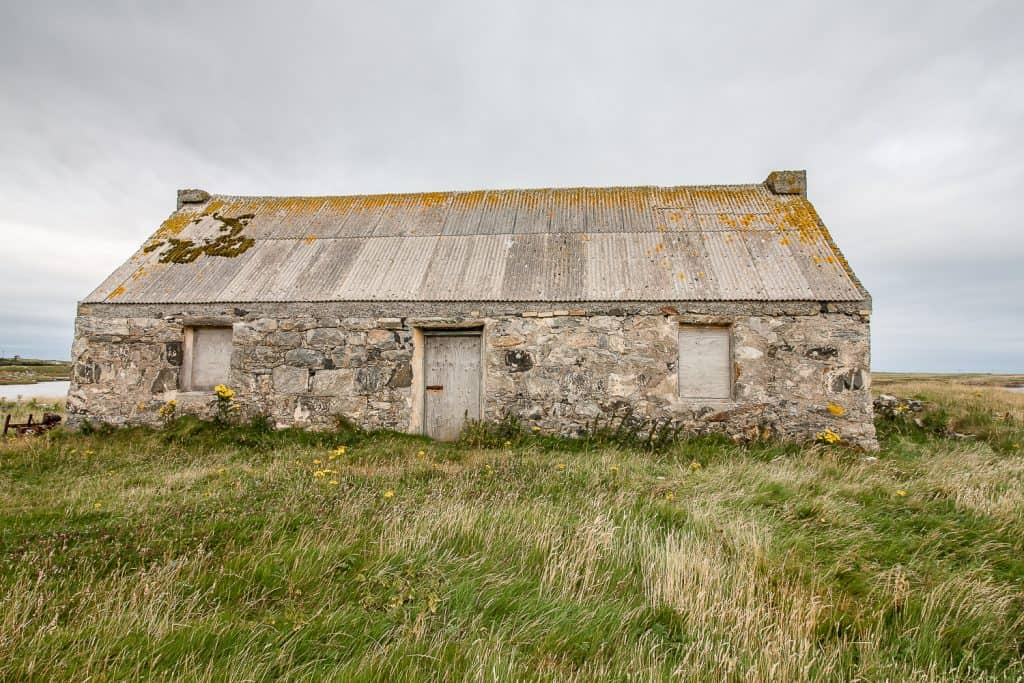 The Old Schoolhouse, South Uist