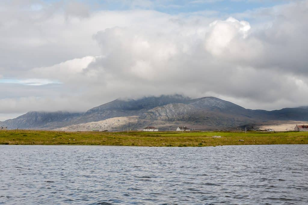 Grogarry Loch on South Uist