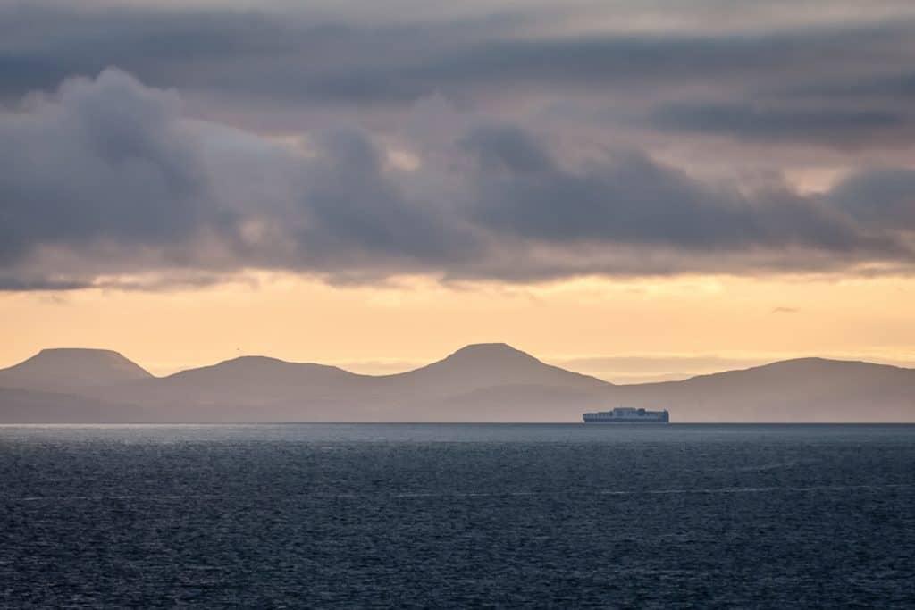 Hebridean Morning