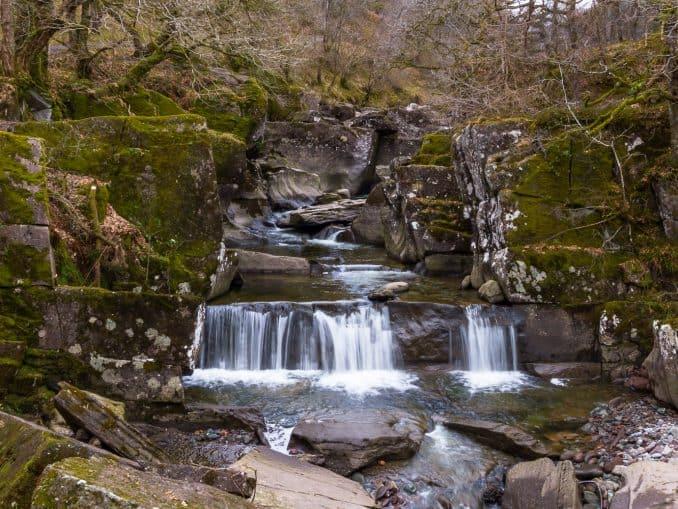 Falls of Bracklinn