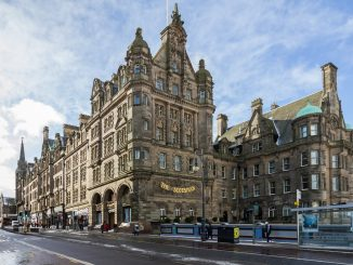 scotsman building edinburgh