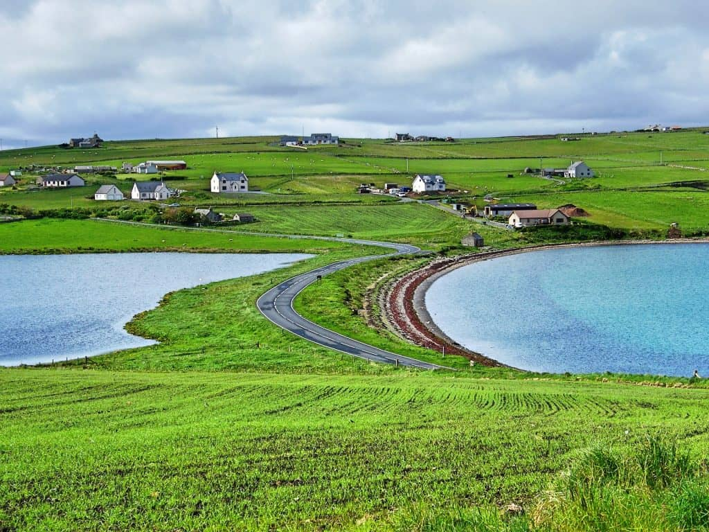 Burray Island