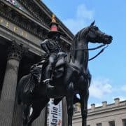 duke of wellington glasgow