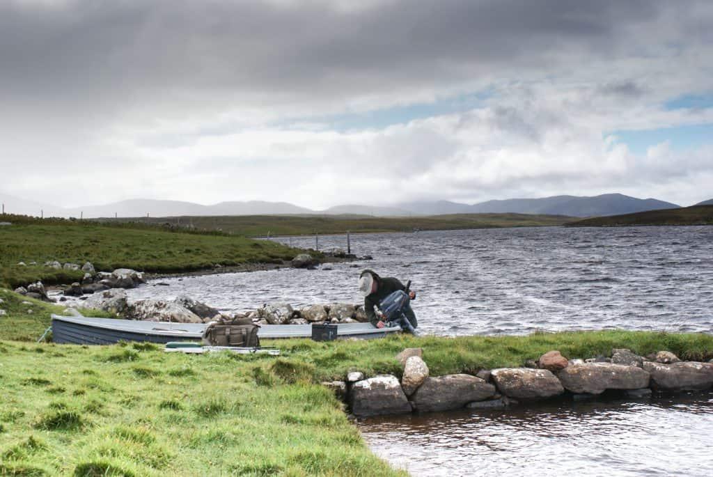 Loch Fada, South Uist