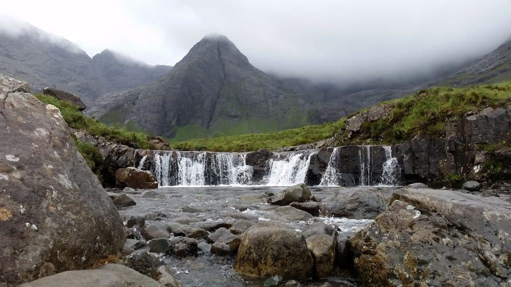 The Fairy Pools on Skye