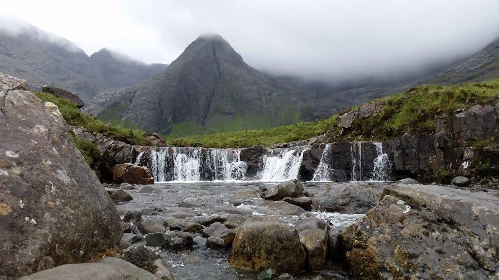 The Fairy Pools on Skye