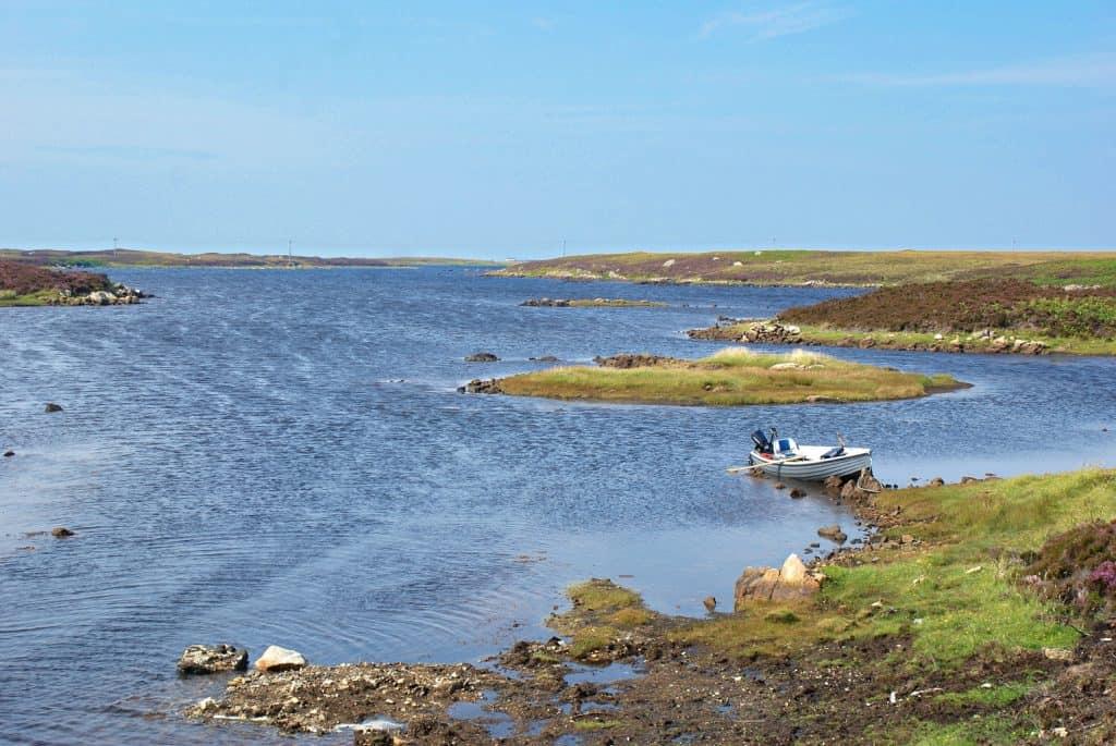 Loch Bee, South Uist