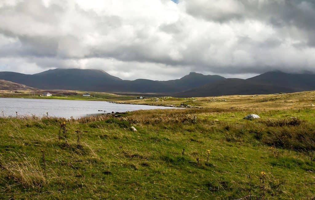 Loch Roag, South Uist