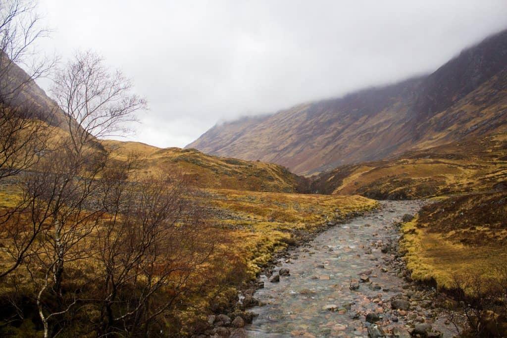 Highland Weather - Dreich