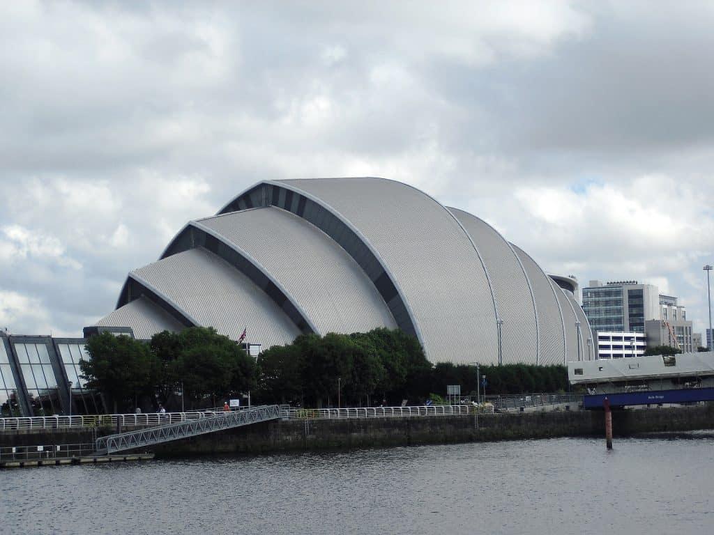 The Armadillo (Scottish Exhibition Centre)