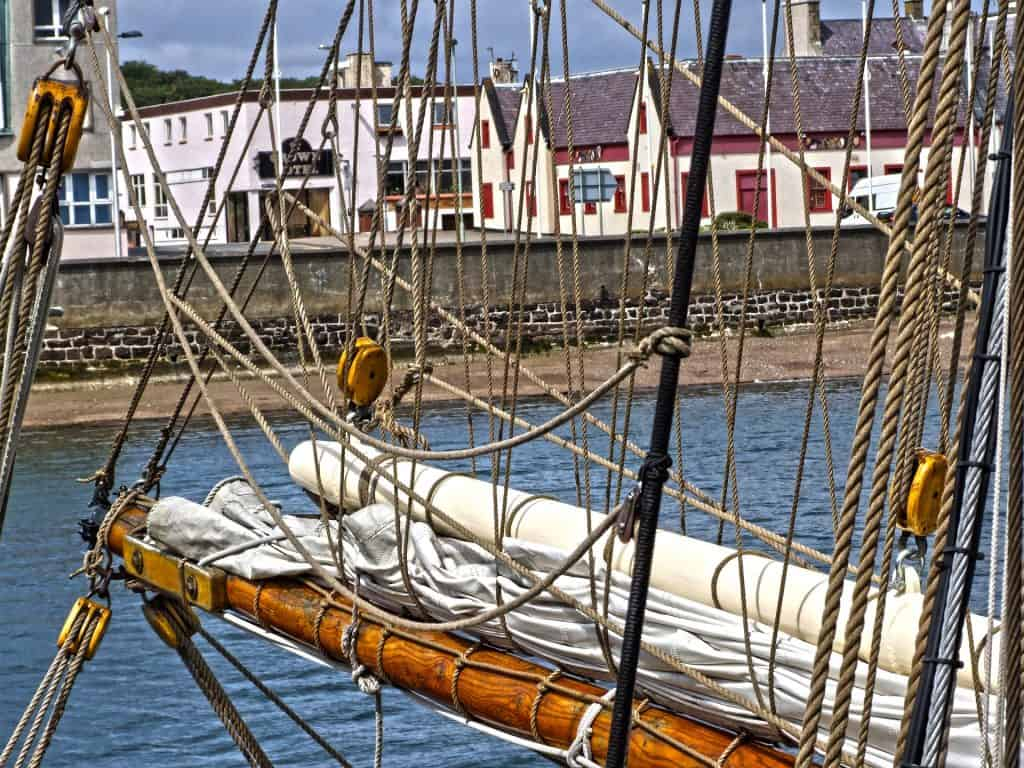 Stornoway Harbour