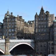 the north bridge edinburgh