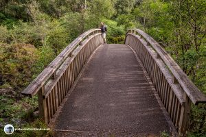 Ben Venue, bridge over the Achray water