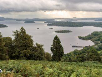 Loch Lomond from Beinn Dubh