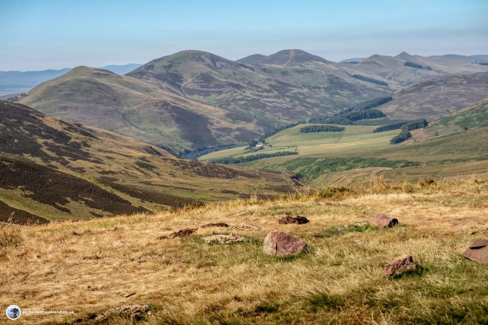 Turnhouse and Carnethy Hills and Scald Law