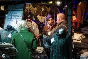 Edinburgh Christmas Market - Stalls
