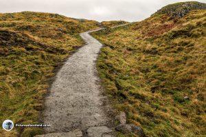 Path to Dumyat