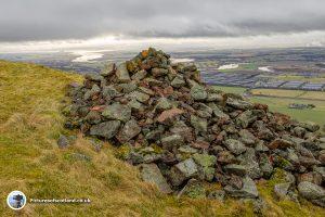 Iron Age Fort, Dumyat