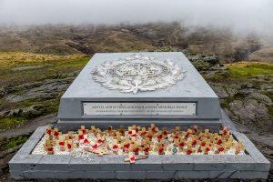 Memorial on Dumyat