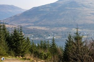 Arrochar from the Zig Zags