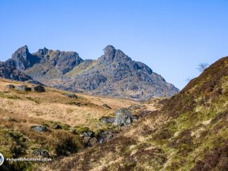The Cobbler Mountain