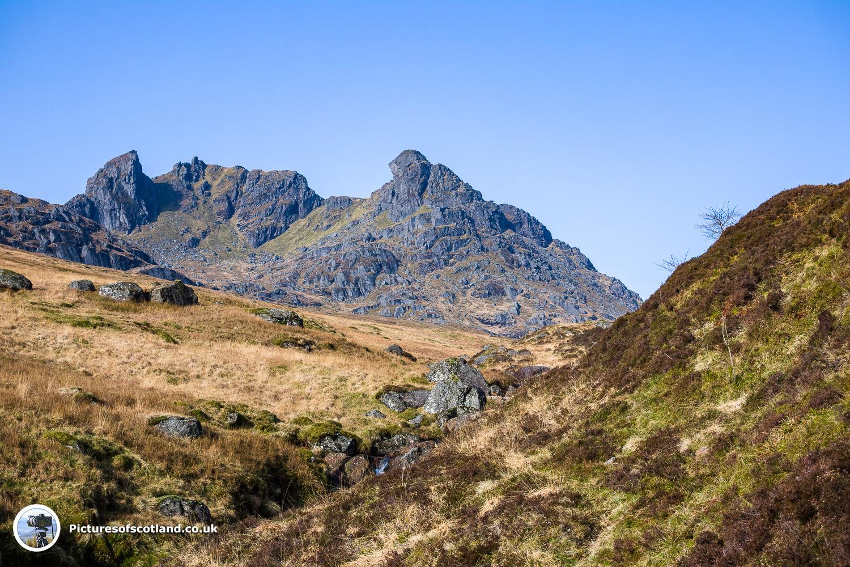 The Cobbler Mountain