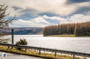 The Whiteadder reservoir