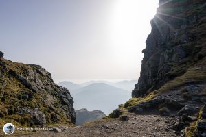 The col on The Cobbler