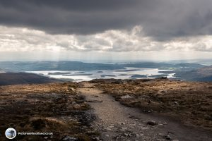 Loch Lomond from Ben Lomond