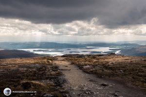 Loch Lomond from Ben Lomond
