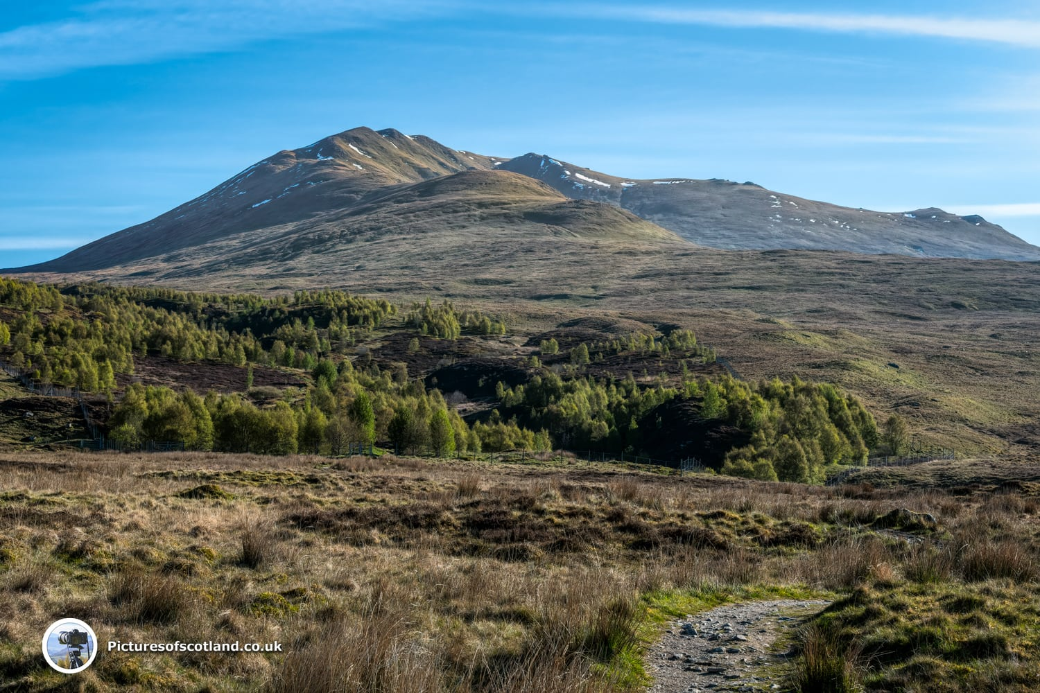 Ben Lawers and Beinn Ghlas