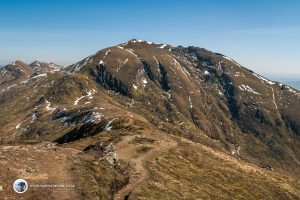 First view of Ben Lawers