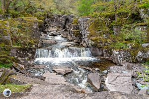 The Bracklinn Falls