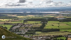 Forth Valley from The Law