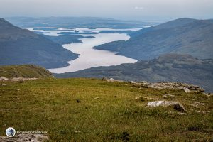 Loch Lomond from Ben Vorlich