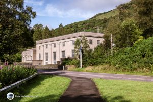 Loch Sloy Hydro-Electric Power Station