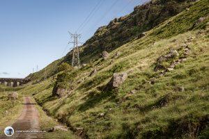 Start of the climb up Ben Vorlich
