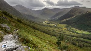 Glen Nevis and The Mamores